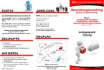 Bewerbungscoaching Profiling und berufliche Perspektiven Modul 1